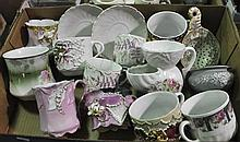 Bx Misc Victorian Cups & Saucers