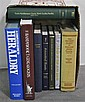 Box of Books on Genealogy and Virginia