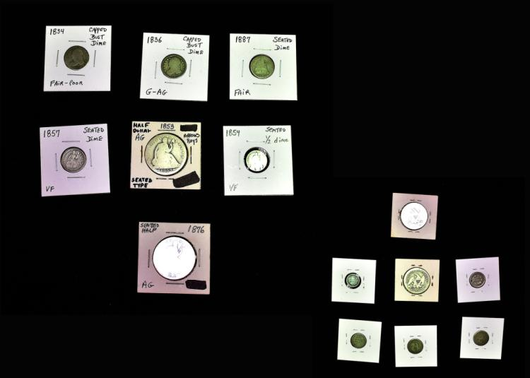 Obsolete Type Coin Group
