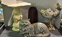 Four Decorative Items