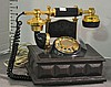European Style Dial Telephone