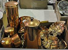 Bx Copper Hollowware