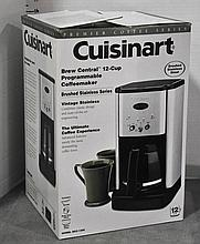 Cuisinart 12 Cup Coffee Maker in Box