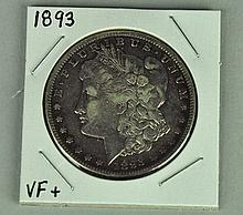 1893 Morgan Dollar