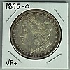 1895-0 Morgan Dollar - Key Coin