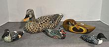 Bx Decorative Duck Decoys