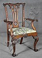 Centennial Chippendale Style Armchair