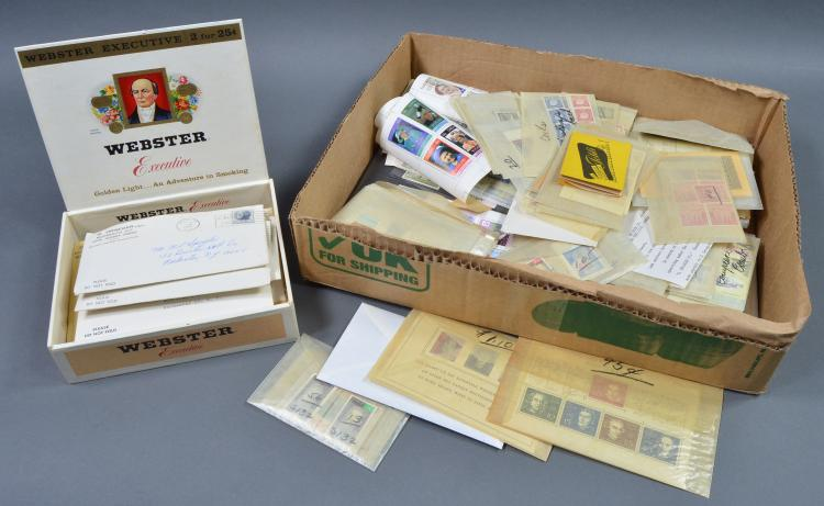 Bx Foreign Stamps