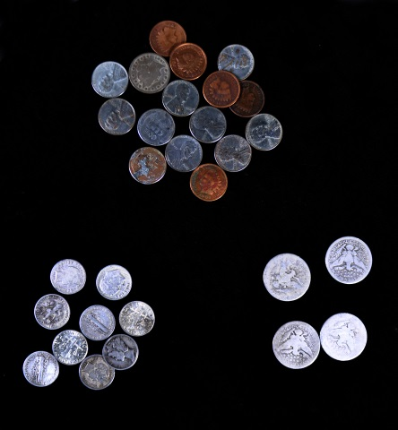 Silver/Type Coin Lot