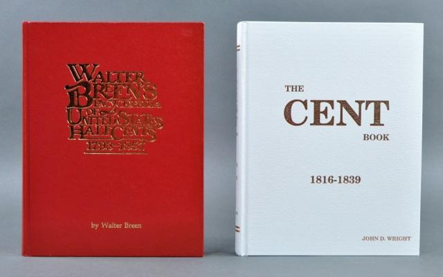Two Scarce Numismatic Books