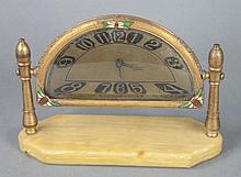 Silvercraft Clock