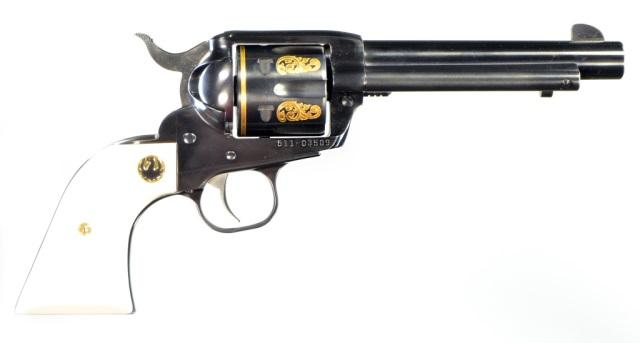 Ruger New Vaquero Special Edition Revolver**