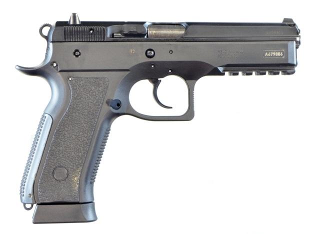 CZ 75 SP-01 Phantom Pistol**