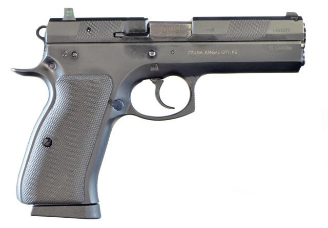 CZ 97 BD Pistol**