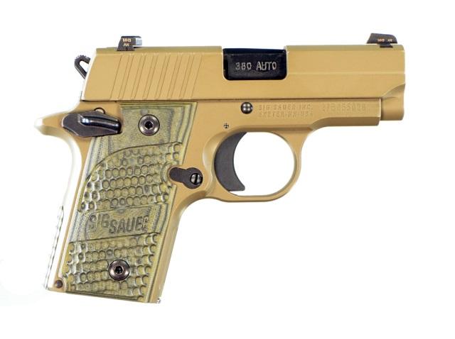 Sig Sauer P238 Pistol**