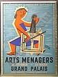 Francis Bernard (1900 - 1979) Arts Menagers, Francis Bernard, Click for value