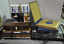 Kenwood Turntable