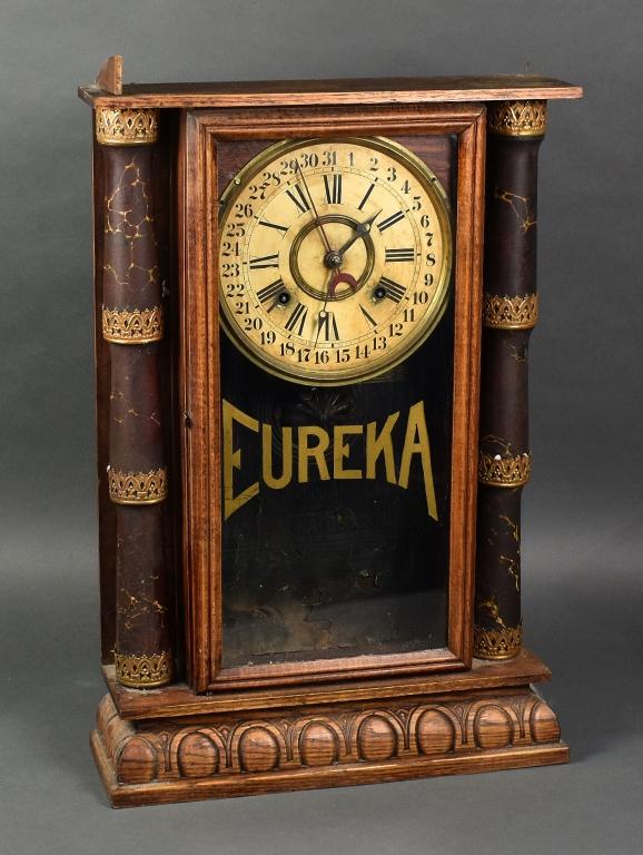 Eureka Calendar Clock