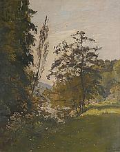 Louis Alexandre (1853-1939) Paysage