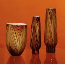 Ensemble de trois vases