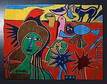 Corneille (1922-2010) Sentimental journey