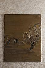 Constantin Byzantios (1924-2007) Paysage circa 1969