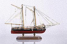 Maquette du Axel Thorsen