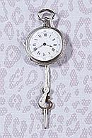 2 montres de col avec clefs