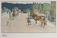 Cecil Charles Windsor Aldin (1870-1935)