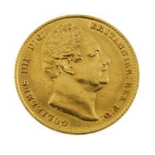 William IV, Sovereign 1836.