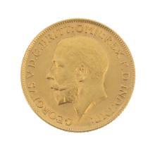 George V, Sovereign 1912, etc.