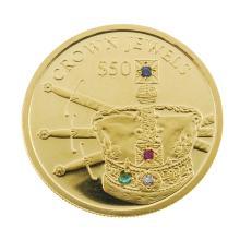 Republic of Sierra Leone, 50-Dollars 2006.