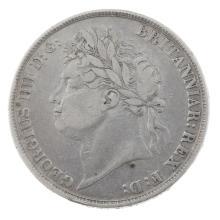 George IV, Crown 1821.