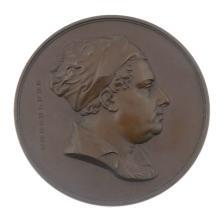 London, St Thomas's Hospital, Cheselden prize medal.