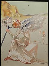 Dali Homage a Homere Suite (2 piece) Hand Signed Dali Certified