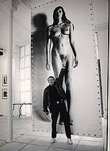 Portrait of Helmut Newton: Reach for the Stars Monte Carlo 1995, 2006