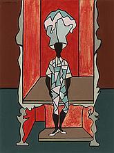 Cundo BERMUDEZ (Cuban, 1914 - 2008)