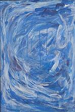 Blue Composition, 1959
