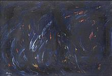 Black composition, 1961