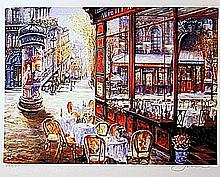 Jacobson Limited Edition Lithograph