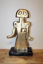 Gold over Bronze Limited edition Sculpted by RUFINO TAMAYO