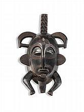 Maske Senufo, Kpelie, Elfenbeinküste