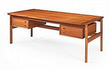 ARNE VODDER, Schreibtisch, Modell von 1969