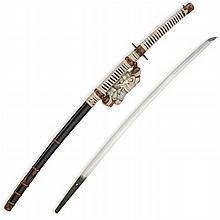 Schwert/Katana, japanisch, frühe Edo-Zeit, um 1644-48