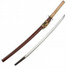 Schwert/Katana, japanisch, dat. 1559