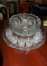 Punch Bowl Set