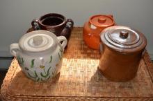 Bean Pots