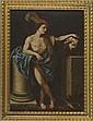 Italian school of XVII century [da Guido Reni] David con la testa di Golia