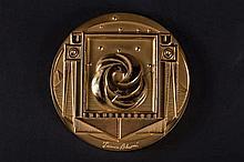 FrancoAdami- A bronzeMedal Italy, 20th Century