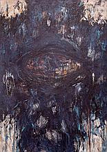 HubertScheibl(Gmunden1952) Crossrenz, 1988, oil on canvas